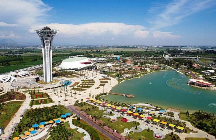 Expo 2016' alanı turizme açılacak
