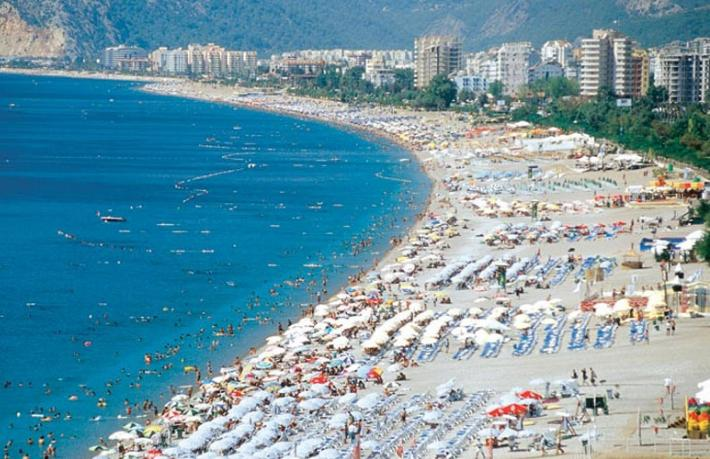 Antalya sahilleri için korkutan uyarı