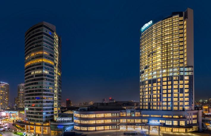 Hilton Mall of İstanbul misafirlerini ağırlamaya başladı