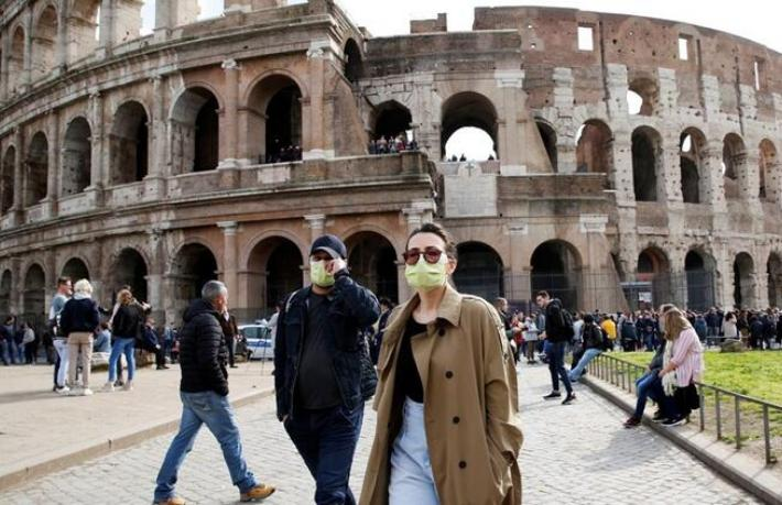 İtalya turizmi 2019'u 2023'te yakalayacak