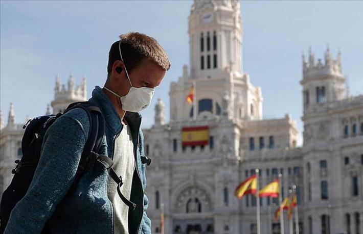 İspanya'nın turizm ekonomisi 1995 seviyelerine düştü