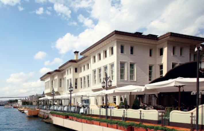 Les Ottomans Hotel için yeni rakam: 440.735.355 TL