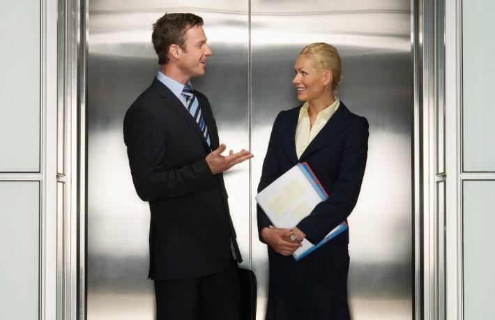 Asansör konuşmaları