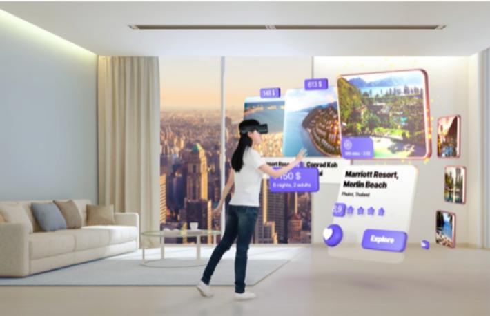 Seyahat sektöründe sanal gerçekliğin parlak geleceği