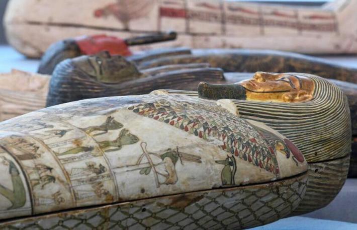 Arkeolojik tanıtım seferberliğine başladılar… Mısır'a atalarındanbüyük kıyak