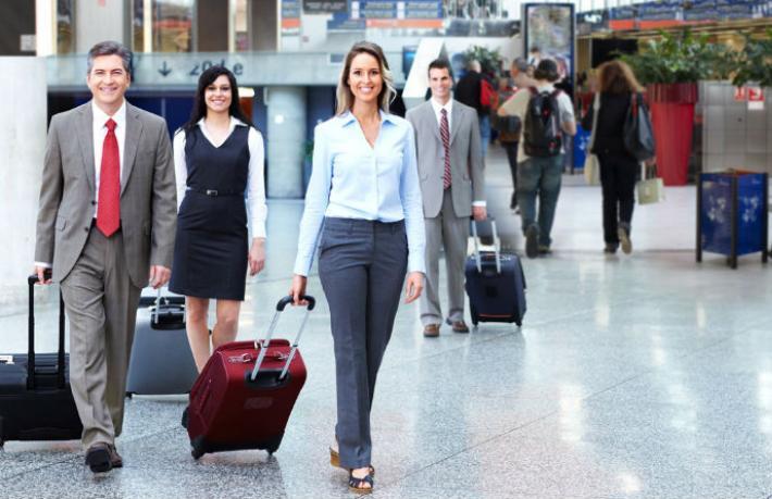 Koronavirüsten sonra iş seyahatleri yüzde 50 azalacak