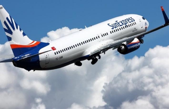 SunExpress'ten İzmir'e direkt uçuşmüjdesi
