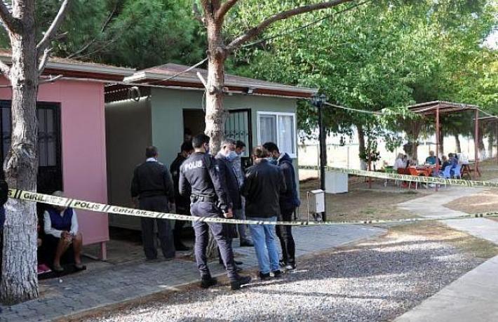 Alman turist pansiyonda ölü bulundu