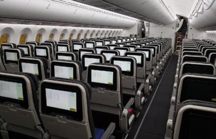 Uçakta en güvenli koltuk açıklandı