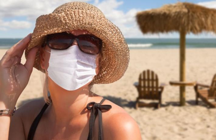 İçinde maske olmayan tatil hayalleri