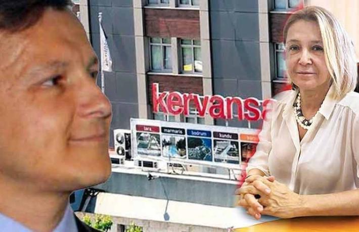 Kervansaray'ın kayyumu istifa etti