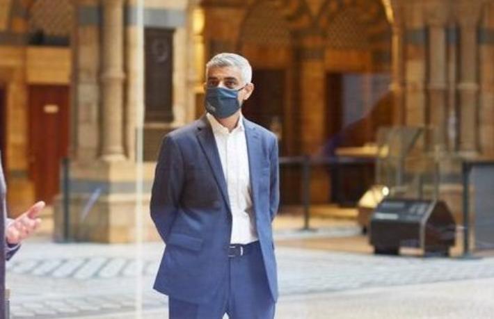 Londra Belediye Başkanı: Kentte salgın kontrolden çıktı