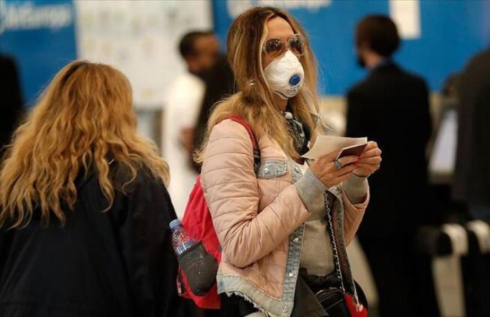THY'den yolcularına'Ventilli maske'uyarısı
