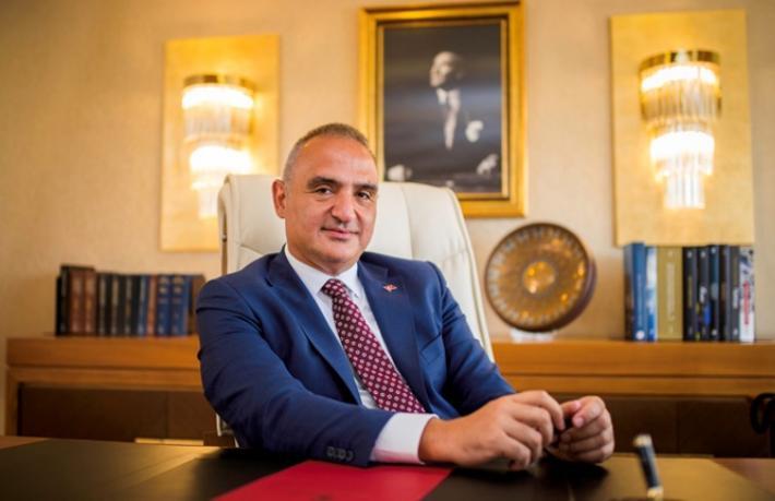 Bakan Ersoy: Turizm etkinliklerini martta başlatıyoruz