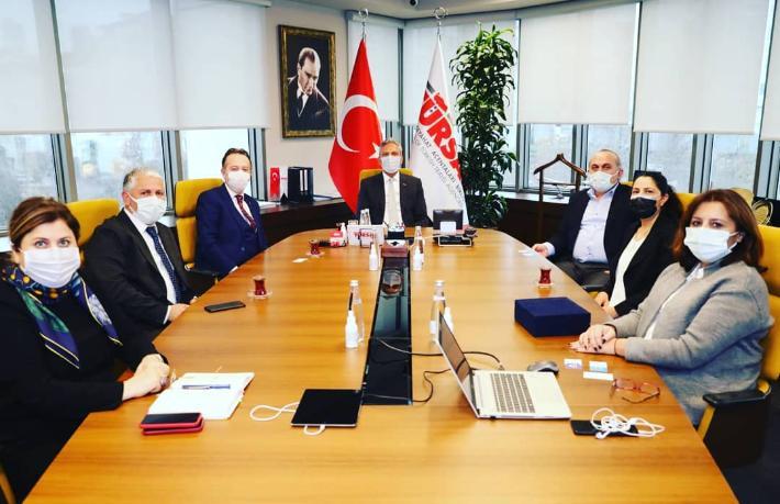 TUR-ID'den TÜRSAB'a ziyaret