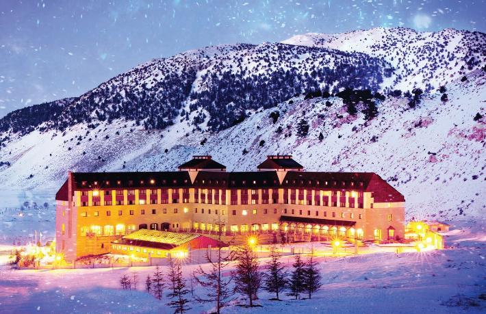 Sirene Davras Hotel sezonu açıyor