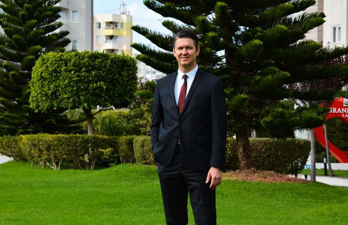 Grand Park Lara'ya yeni İşletme Müdürü