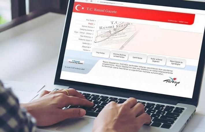 Resmi gazetede yayınlandı... Online alışveriş sitelerine tatil satma yasağı, acentelere paylaşımlı ofis izni