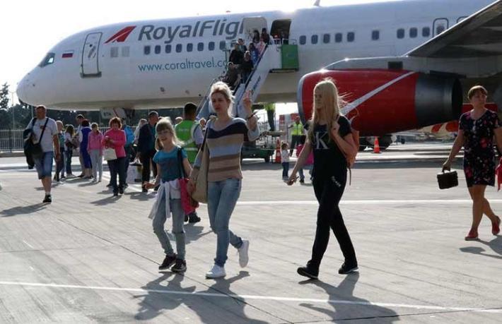 Türkiye'ye balayına gelen Rus çifti Suriyeliler soydu