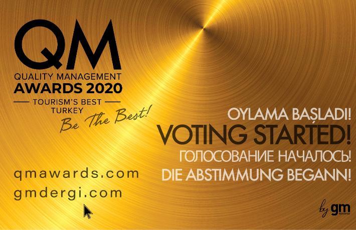 QM Awards heyecanı başladı