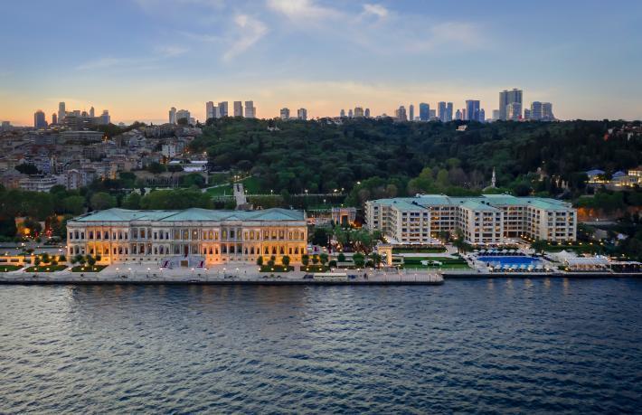 Ünlü otel İstanbul'daki 30'uncu yılını kutluyor