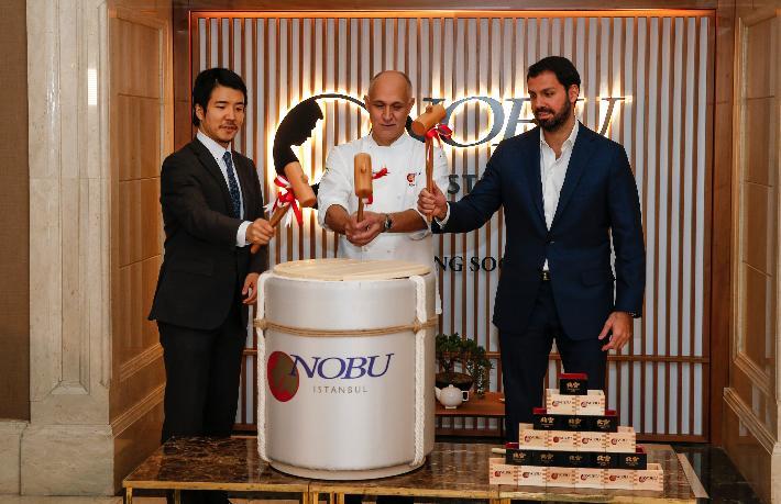 NOBU İstanbul, Mayıs'ta hizmete giriyor