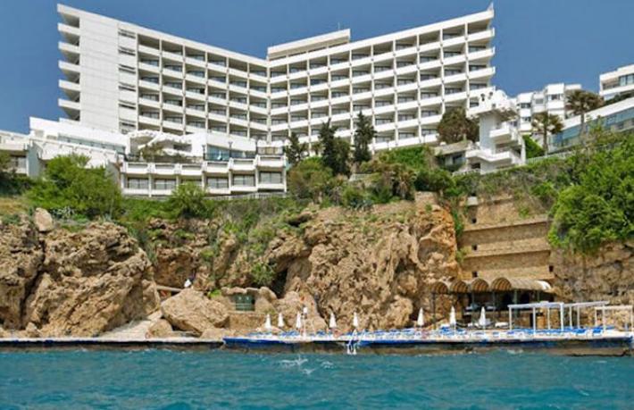 Antalya'nın efsane oteli yeniden açılacak
