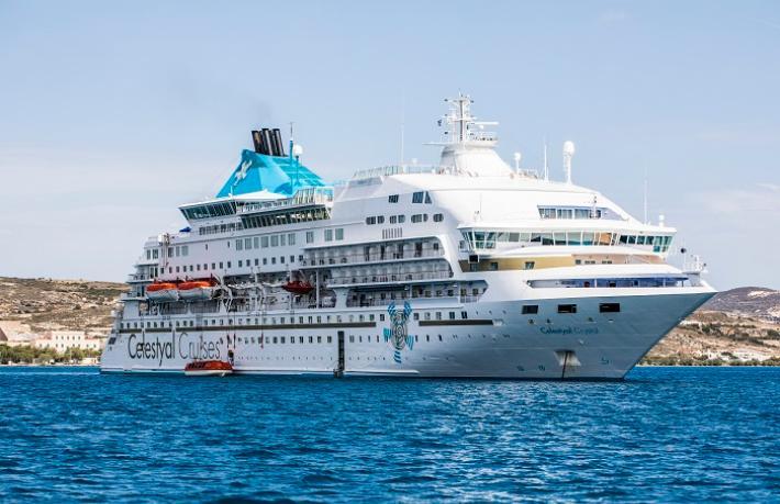 2021'in ilk cruise turu Kuşadası çıkışlı olacak