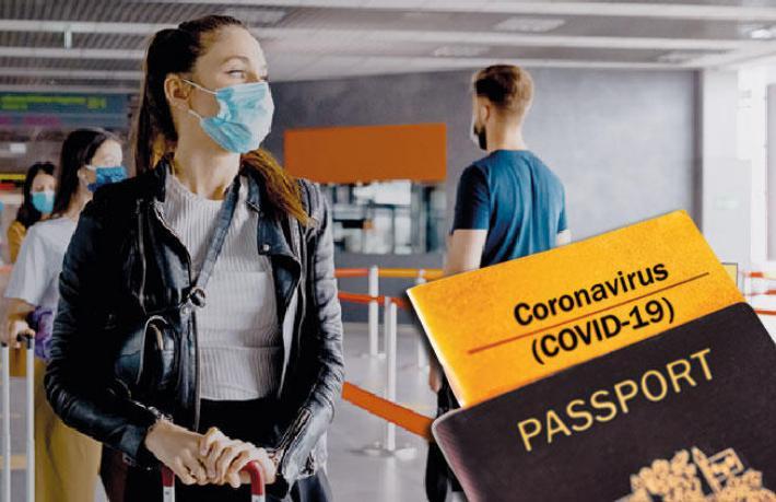 Avrupa'da aşı pasaportu olmayana yemek bile yok