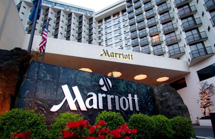 Pandemi de durduramadı... Marriott o bölgeye 100 otel açacak