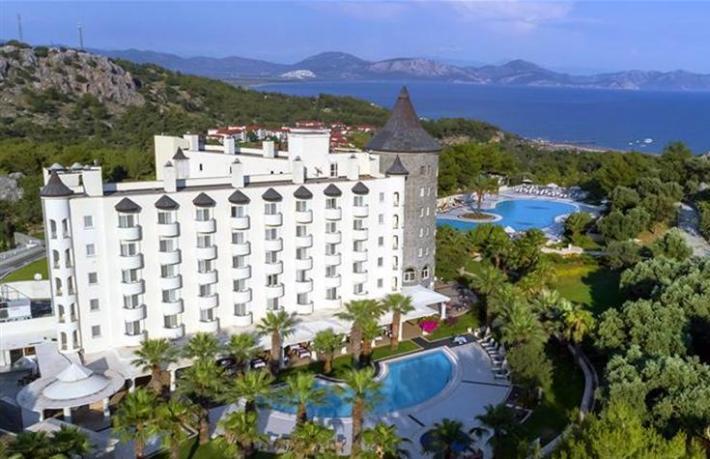 Castle Resort-Spa Hotel Sarıgerme icradan satılıyor