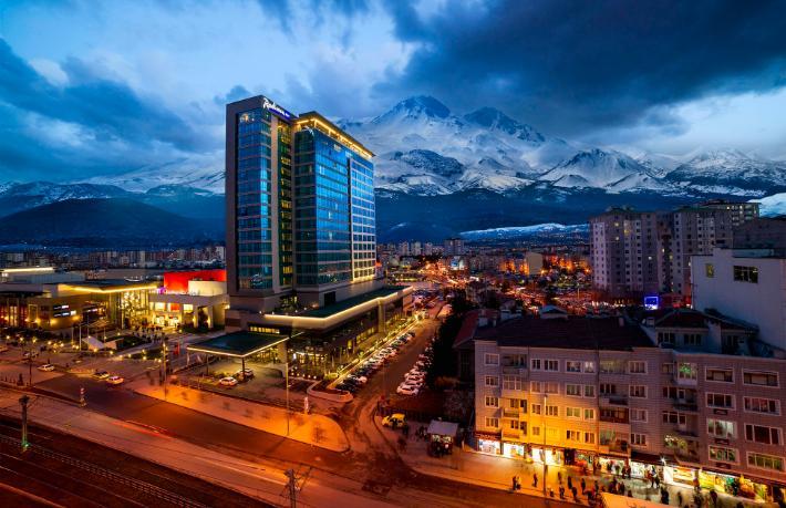 Radisson Blu Hotel Kayseri'den sömestr tatiline özel kayak paketi