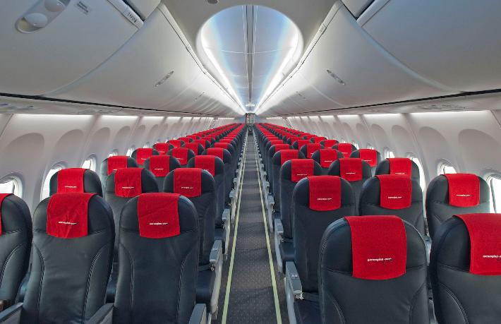 Norwegian Air'ı kurtarma planı, hükümetten tam destek
