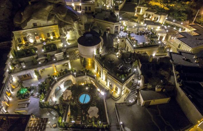 Kapadokya'nın önde gelen oteli ismini değiştirdi