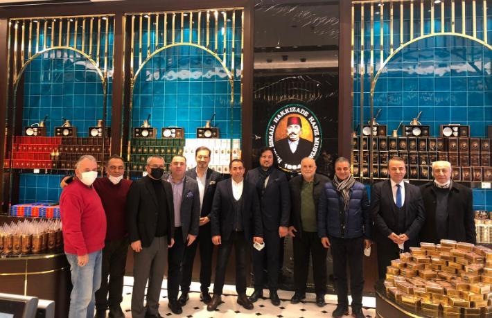Turizmcilerden Hafız Mustafa 1864'e 'Hayırlı olsun' ziyareti