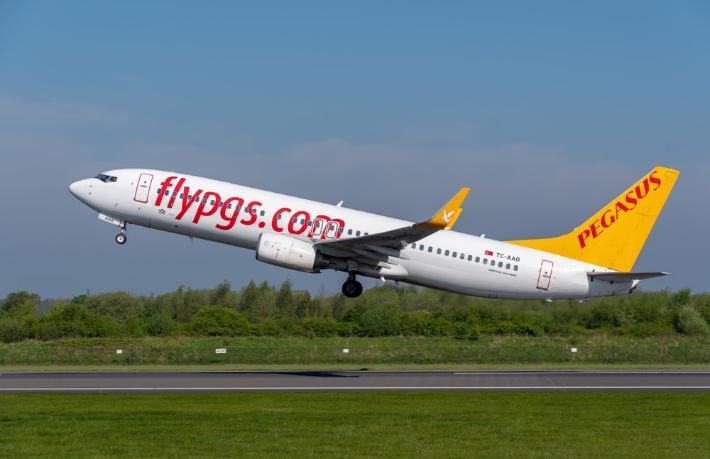 Pegasus'tan Avusturya yolcularına uyarı
