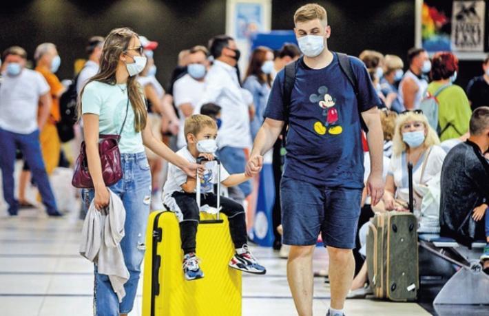 Ocak'ta yabancı ziyaretçi sayısı yüzde 72 azaldı