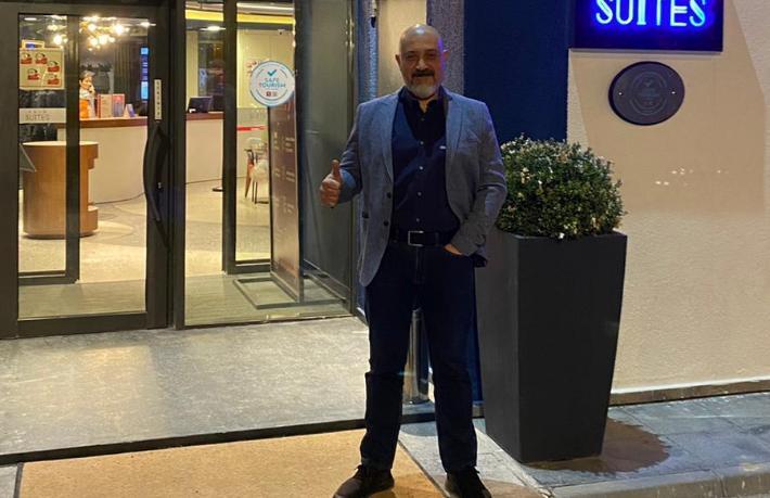 Gökhan Aktaş Bursa Trio Suites Hotel'e Genel Müdür oldu