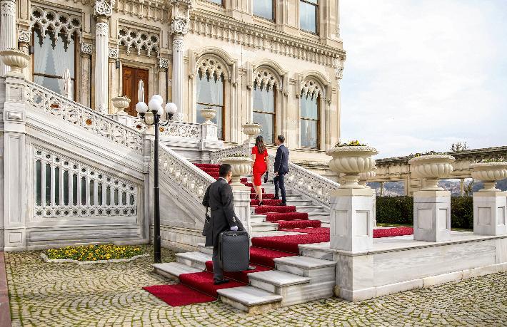 Çırağan Palace 'Dünyanın En İyi 500 Oteli' listesinde