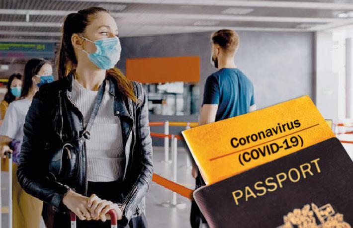 İspanya ve Yunanistan aşı pasaportu için bastırıyor