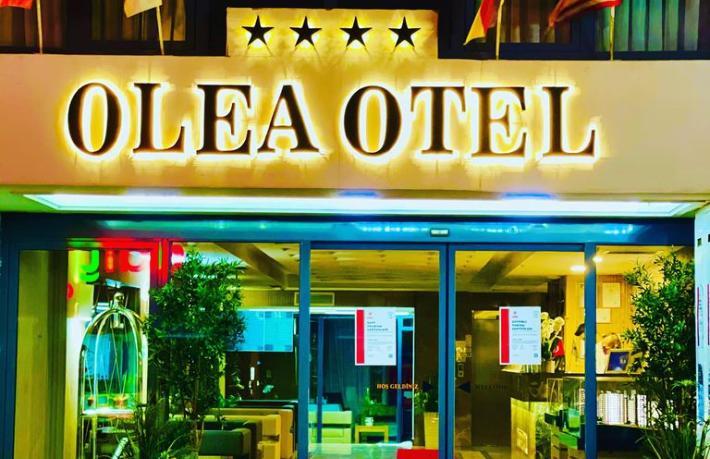 Kilis'in tek Güvenli Turizm Sertifikası oteli oldu