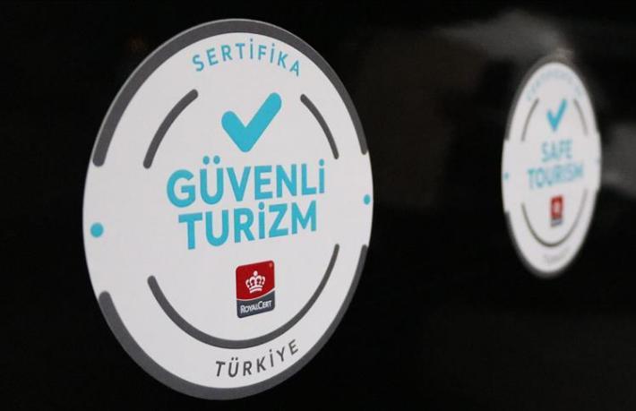 Bakan Ersoy Travel Turkey İzmir Dijital'de açıkladı... Türkiye'deki Güvenli Turizm Sertifikası sayısı ne kadar?