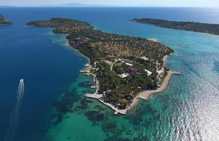 Kalem Adası 400 Milyon Lira'ya satılık... Talip olan Türk iş insanı otel yapmak istiyor
