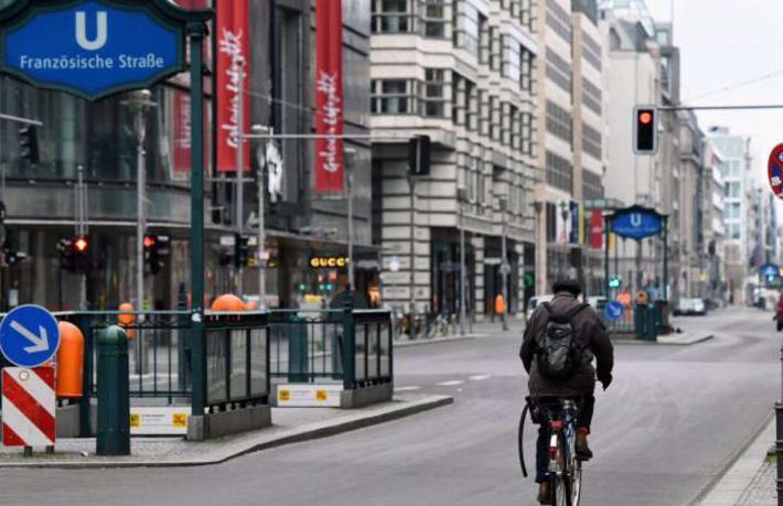 Almanya'da kısıtlamalar uzatılıyor… Otelciler net bir yol haritası istiyor