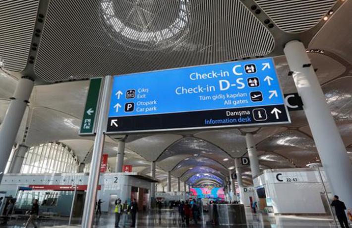 İstanbul Havalimanı'nda 'Tırnakçılık' operasyonu: 7 gözaltı