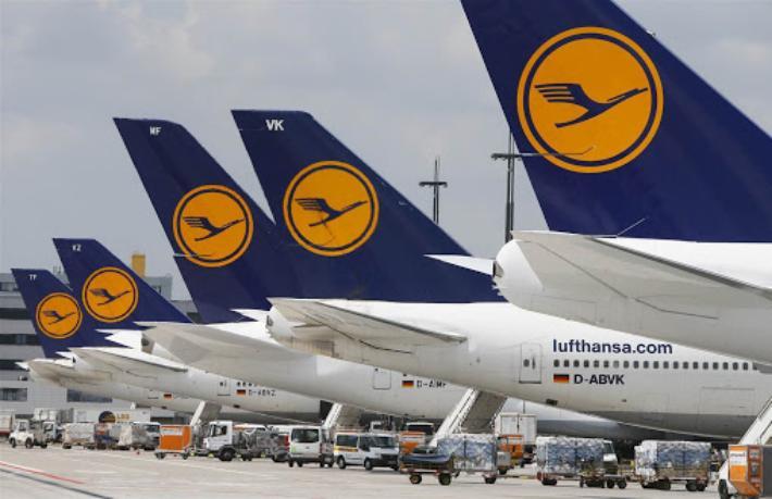 Lufthansa'dan 6,7 Milyar Euro'luk tarihi zarar… Filo küçülüyor