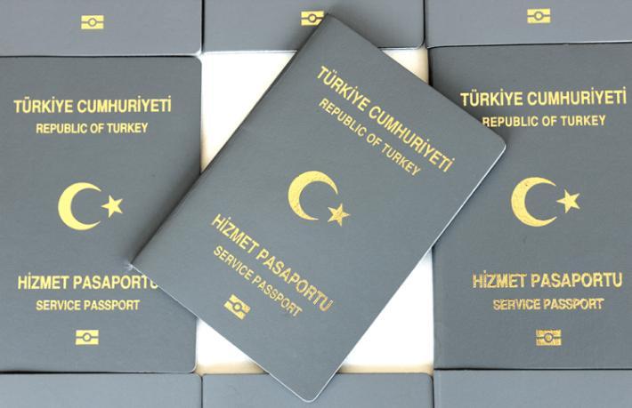 Seyahat acentesinden akılalmaz yöntem... Gri pasaportla kaçakçılık