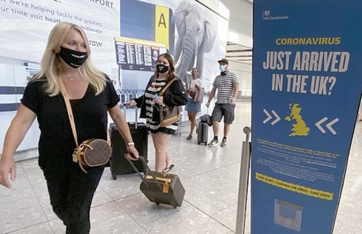 Aşı pasaportu oyununa turizmcilerden sert tepki: Yunanistan'ın küçük oyunu tutmaz