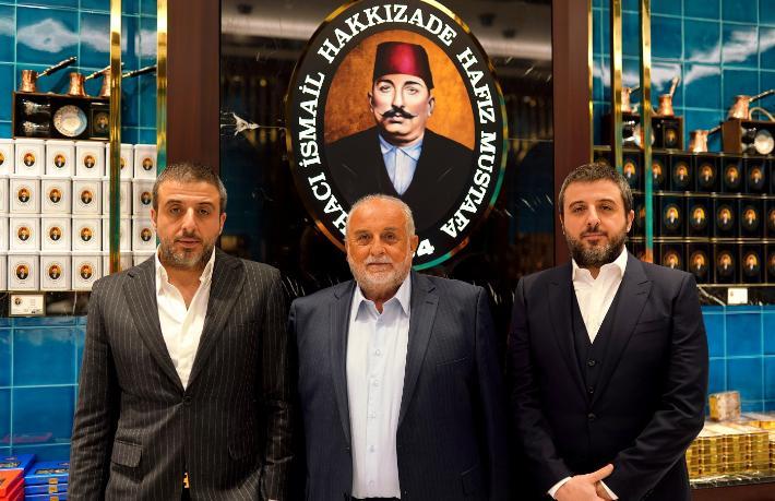 Asırlık kültürü yaşatan 157 yıllık Türk markası... Hafız Mustafa