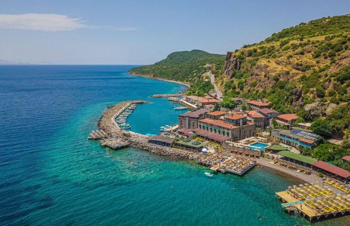 Turizm işletmeleri 500 gün kapalı kalacaktı... CHP'li milletvekillerinden Assos Önergesi
